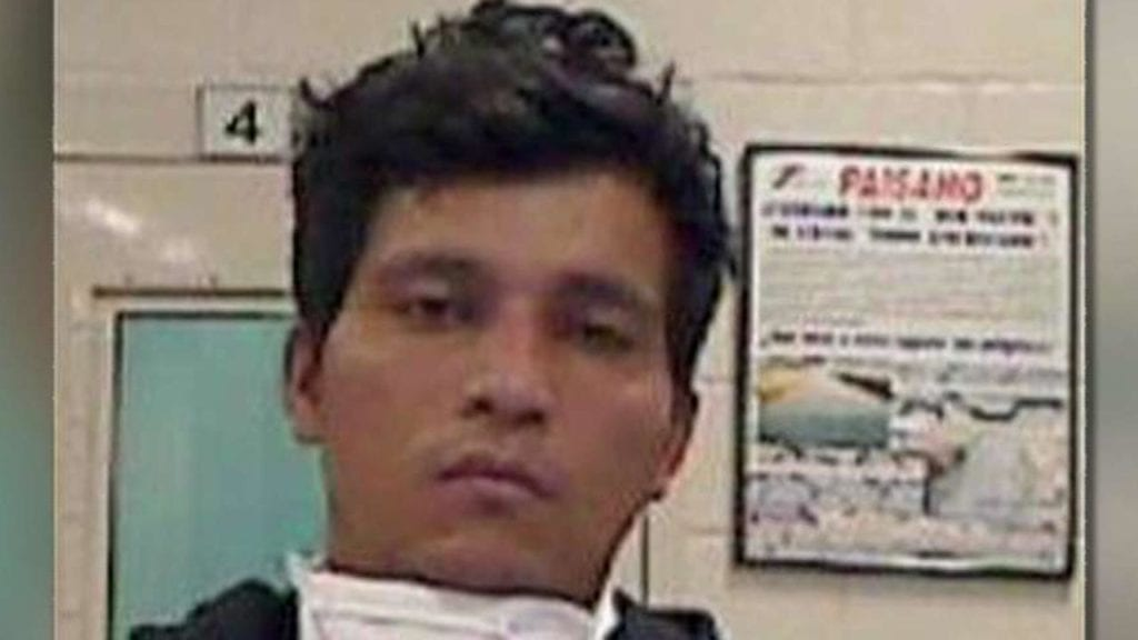 Border agents arrest MS-13 gang member and convicted killer on move with migrant caravan