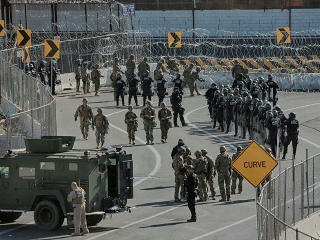 Congress Must Fund Wall 'Right Now' in Midst of Caravan