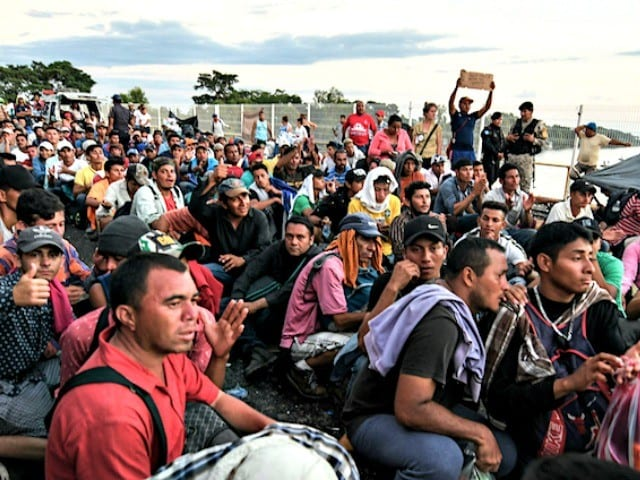 Media Admit Caravan Migrants Looking for Jobs, Not Asylum
