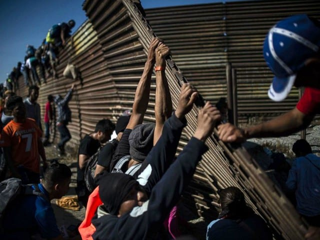 Mexico Promises to Deport 500 Caravan Migrants Who Rushed the U.S. Border
