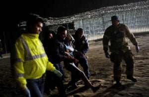 Tijuana mayor says arrest caravan organizer, vows to stop funding migrants