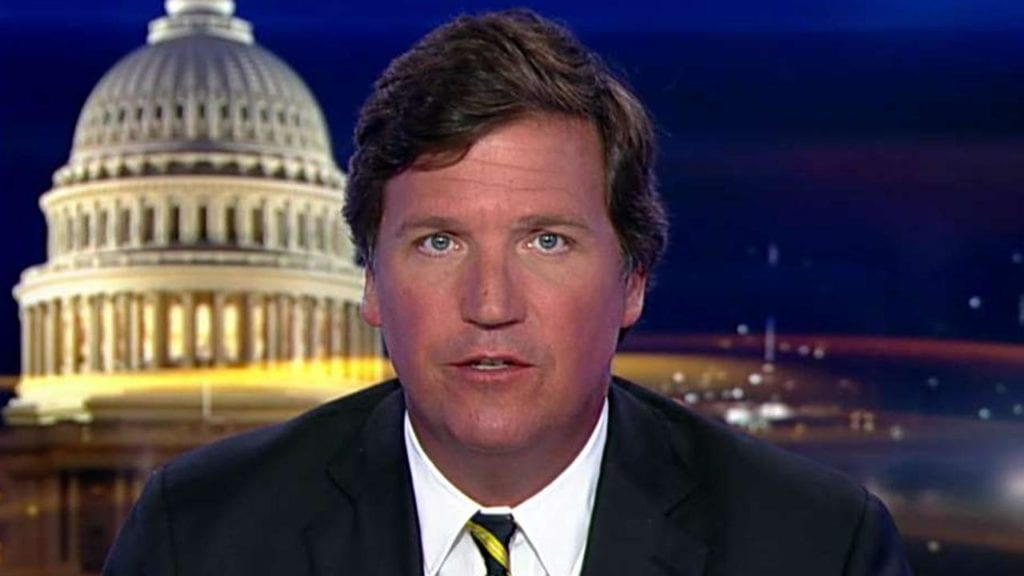 Tucker Carlson: Socialism with open borders is impossible