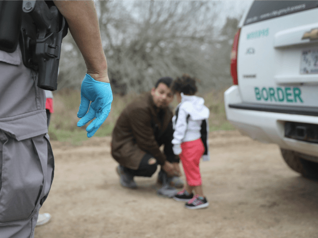 2-Year-Old Migrant Found in California Without Parents, Says Border Patrol