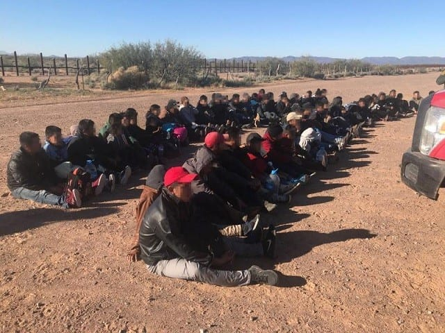 300 Migrants Apprehended in Arizona Desert in 24 Hours