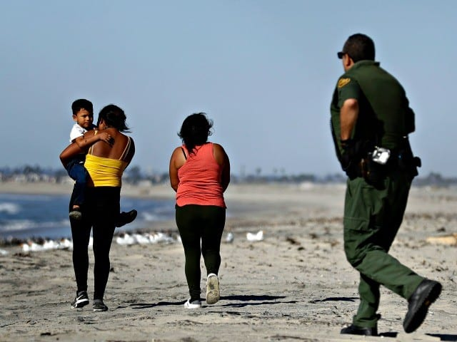 Caravan Migrant Delivers Baby in California