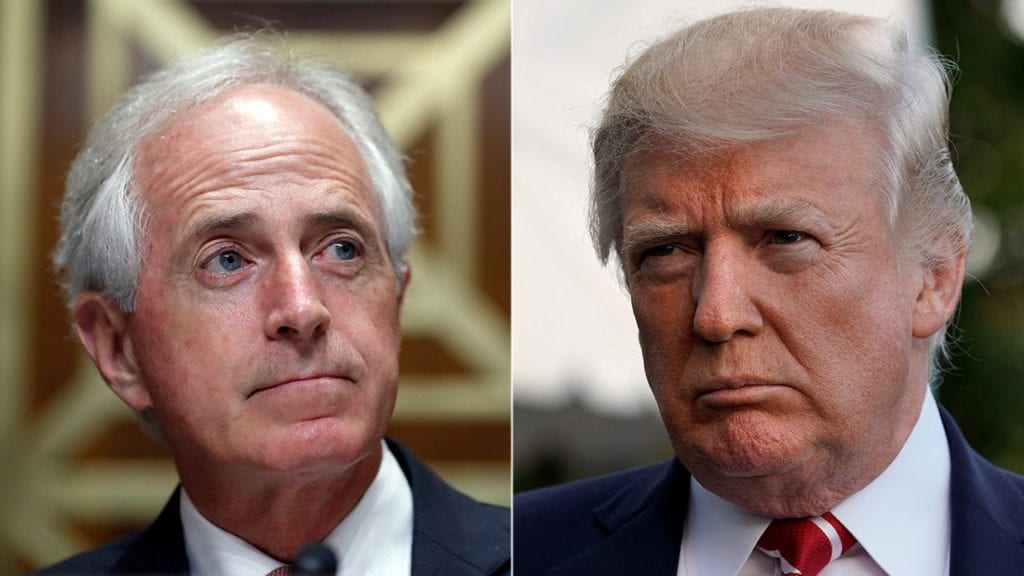 FOX NEWS FIRST: Trump fires back after GOP senator calls shutdown a 'made-up fight'