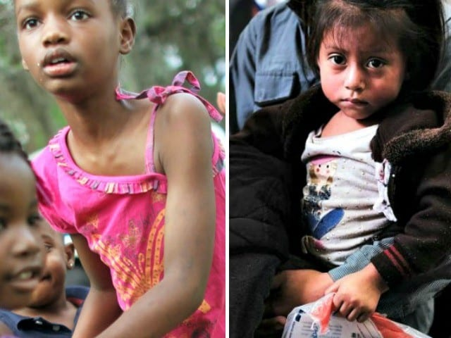 The Immigration Debate's Forgotten Children