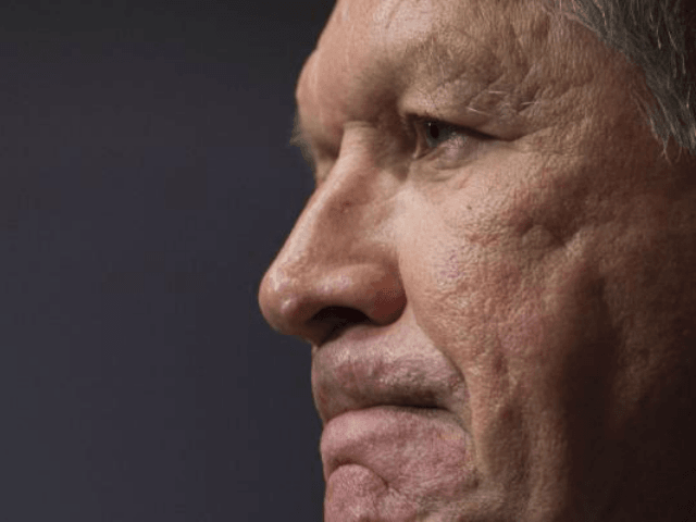 CNN Hiring John Kasich Is Another Never Trump Payoff