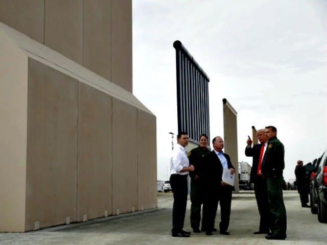 CRS Says President Can Build Border Wall Without Congress