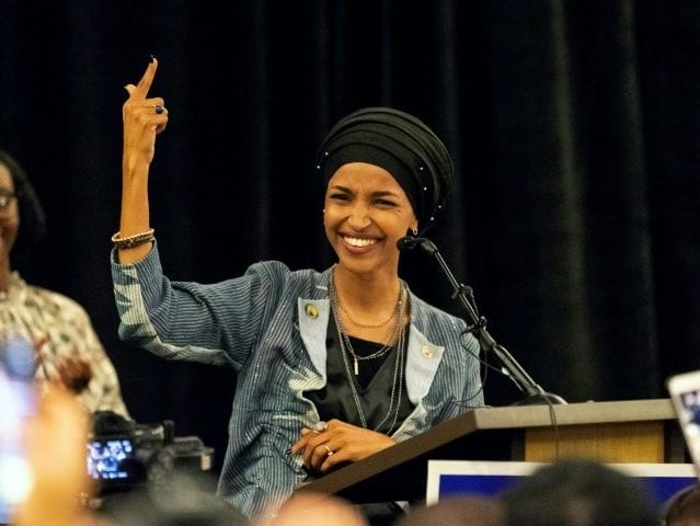 Ilhan Omar to Trump: End Your Quest for 'Racist,' 'Cynical' Wall