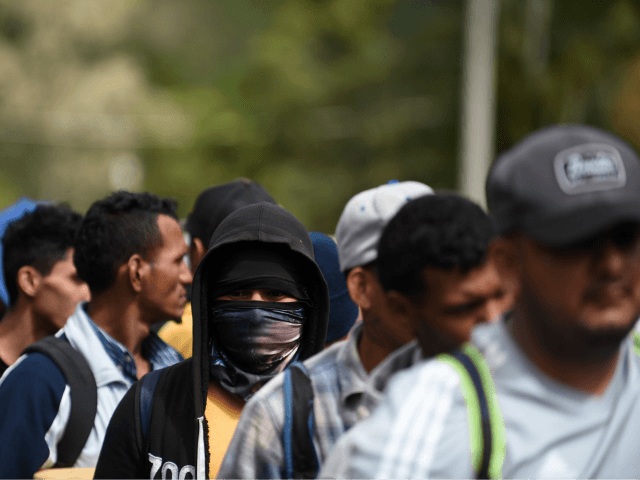 New York Times Op-Ed Urges Open Borders: 'Let Them In'