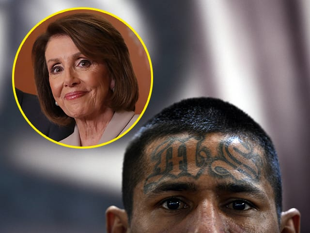 Pelosi Incorrect, MS-13 Members Pose as Children at Border
