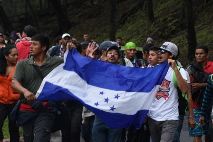 WashPost: Another Honduran Caravan Starts Next Week