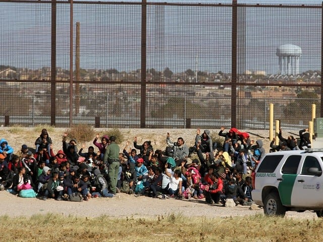 Democrats' 2019 DHS Spending Bill Opens the Border to Migrants