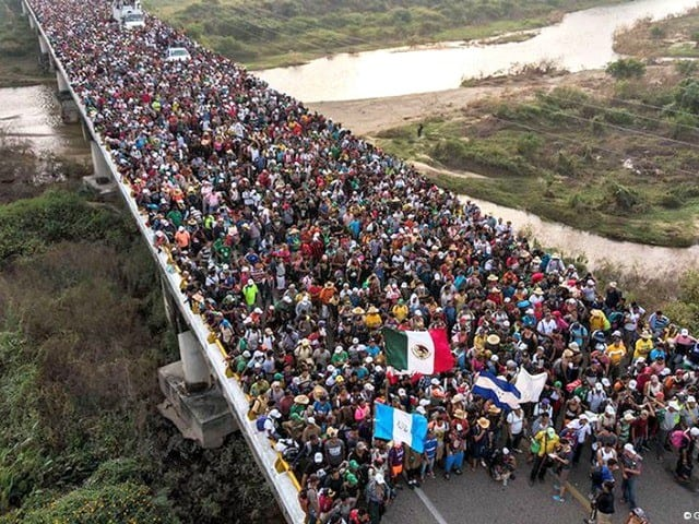 Guatemala Intel Head Says Caravans 'Well-Planned,' Not Spontaneous