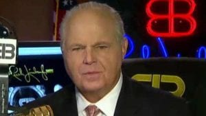 Rush Limbaugh: Spending bill was effort by some Republicans to sabotage Trump