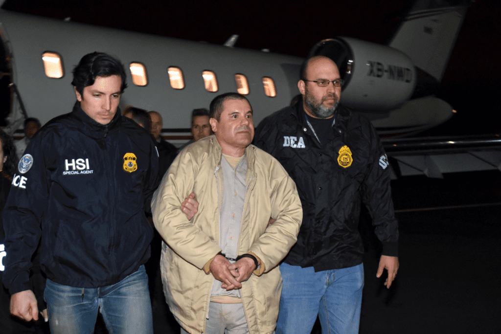 Sinaloa cartel marches on after El Chapo arrest, conviction