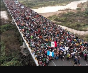 1 Million Migrants Flooding into U.S. Is a Crisis