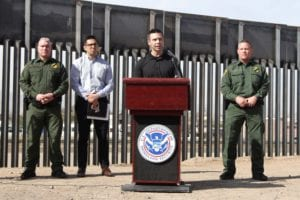 Border hits 'breaking point' in El Paso, CBP commissioner says