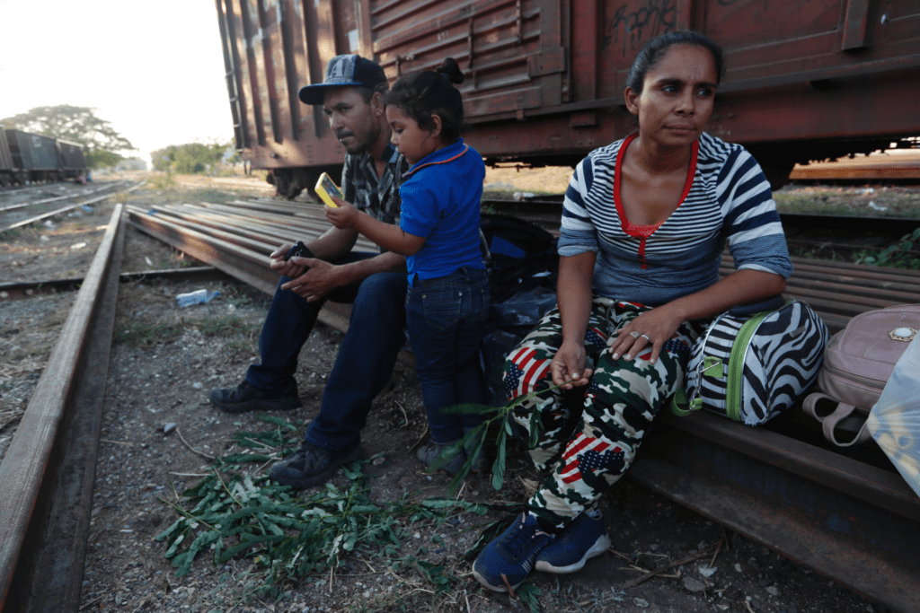 Mexico's crackdown forces migrants to more dangerous routes