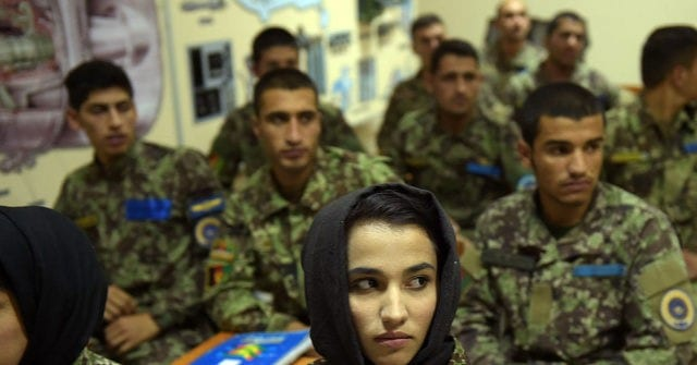 Pentagon Ends Afghan Pilot Training After Nearly Half Went AWOL