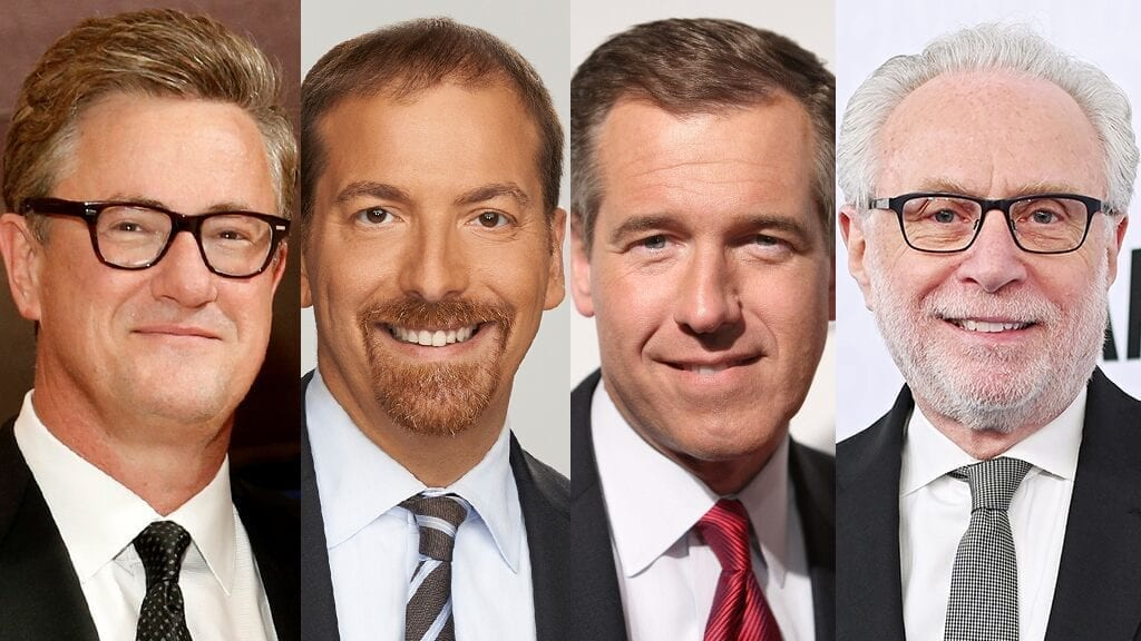 8 times MSNBC, CNN hosts flip-flopped on border crisis rhetoric, from Chuck Todd to Wolf Blitzer