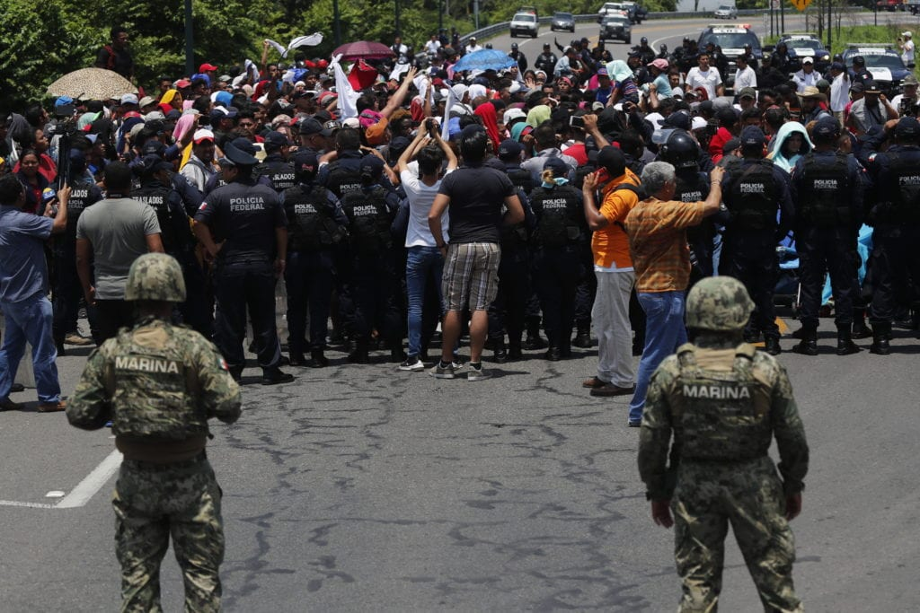 Mexico deploys military to curb migration, reportedly offers major concessions as Trump tariffs loom