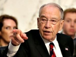 Grassley Denounces 'EB-5' Giveaway to China in India Outsourcing Bill