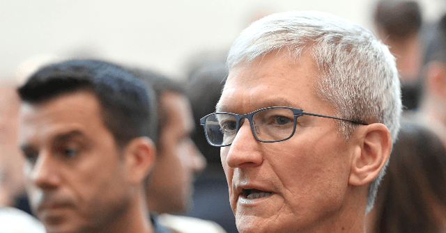 Apple's Tim Cook: DACA Illegals 'Are as American as Any of Us' | Breitbart
