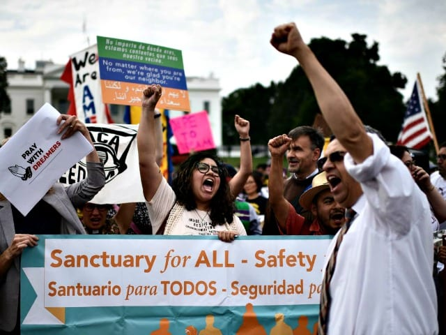 Business: Ending DACA Amnesty Will Boost Americans' Wages