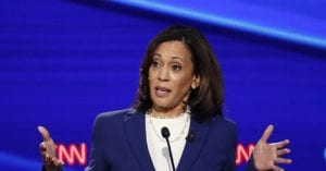 Fact Check: Kamala Harris Is Being Funded by Big Pharma and Big Tech