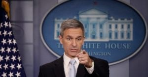 Trump Favors Reformer Ken Cuccinelli for DHS Secretary in Election Year
