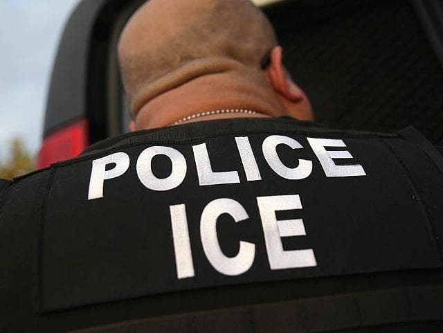 ICE Sting Triggers Outrage from Progressives