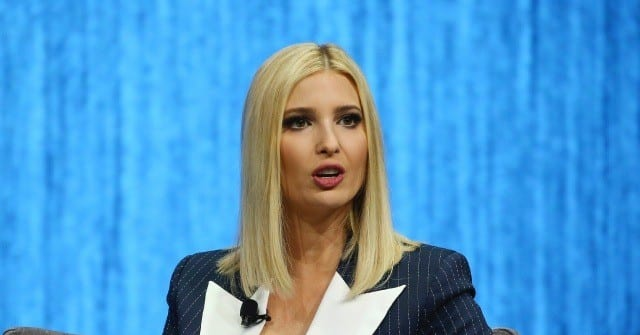 Ivanka Trump: Immigration Must Not 'Displace' Americans from Their Jobs