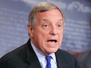Populist Dick Durbin Says Donald Trump Betrays American Workers