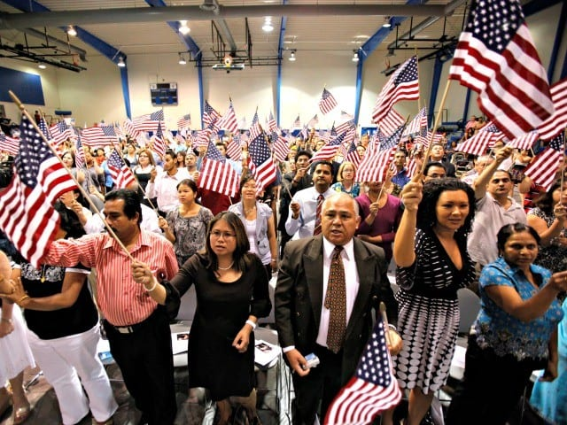 Americans Must Be Grateful to Immigrants, Says University Chief